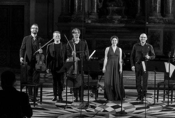 Jodie Devos & Ensemble Contraste  © Matteo De Fina Venezia
