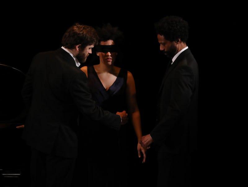 Zauberland – Julia Bullock & Cédric Tiberghien  © Patrick Berger
