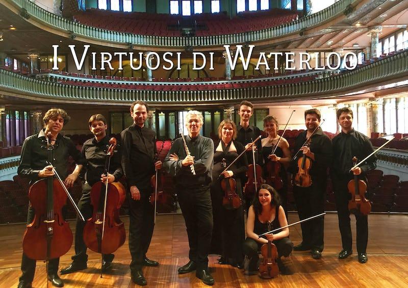Une soirée à l'opéra I Virtuose di Waterloo