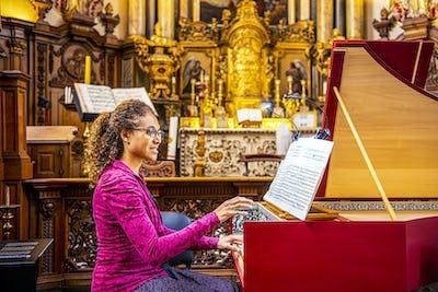 La Cetra d'Orfeo - Résonance musique & peinture