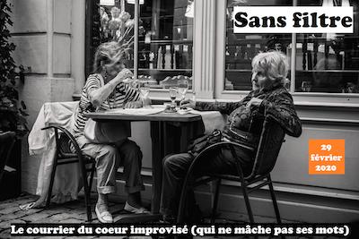 """Spectacle d'impro """"Sans filtre"""""""