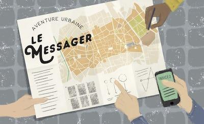 Aventure urbaine - Le Messager