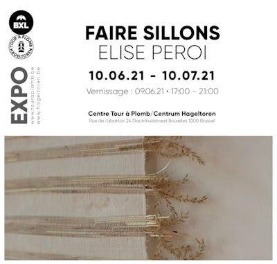 Elise Peroi - 'Faire Sillons'