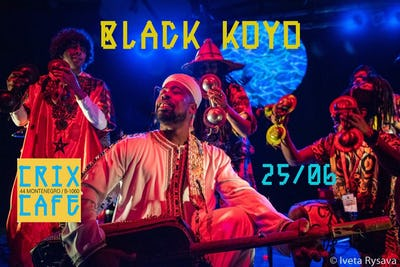 Black Koyo