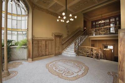 Hôtel Max Hallet - © Explore.Brussels - Photographe Sophie Voituron