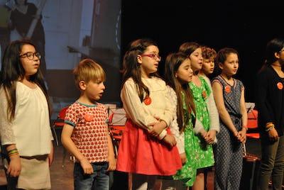 Klankkleuren - muziekatelier voor kinderen op woensdagnamiddag