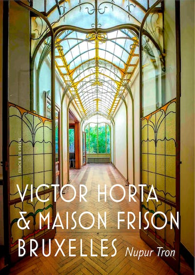 Foundation Frison Horta visite guidée