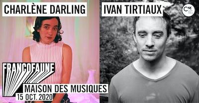 Charlène Darling • Ivan Tirtiaux l FrancoFaune 2020