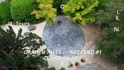 CIVA TOURS Garden Tales — Weekend #1