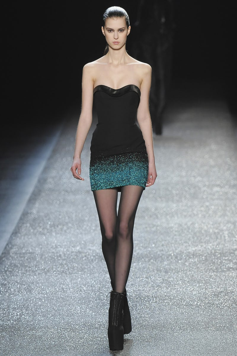 Brussels Touch Olivier Theyskens_Nina Ricci ©Catwlkpictures