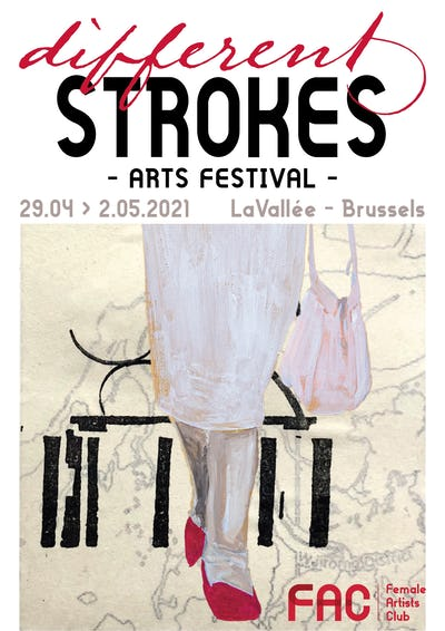 Different Strokes Arts Festival