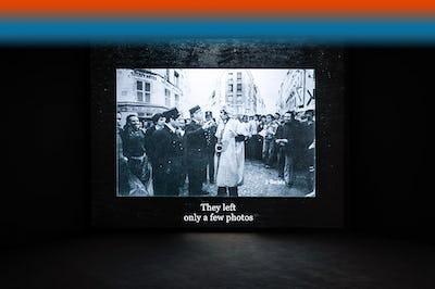 Bouchra Khalili - An Audio Family Album