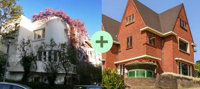 Visites combinées : Du Square Coghen au Musée et Jardins Van Buuren