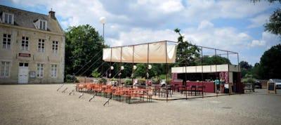 PARK TOUR - Visite gratuite au Rouge-Cloître