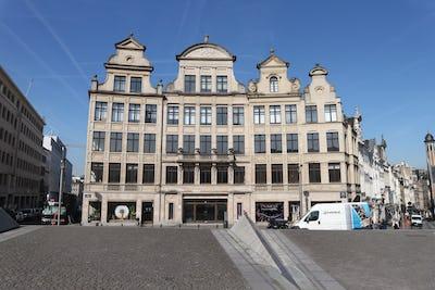 Fake Brussels: city center