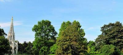 PARK TOUR : Gratis rondleiding - Park van Laken