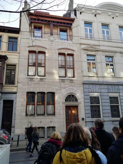 Art nouveau et Art Déco à Schaerbeek