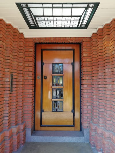 Art Deco and Modernism in Uccle   part 2