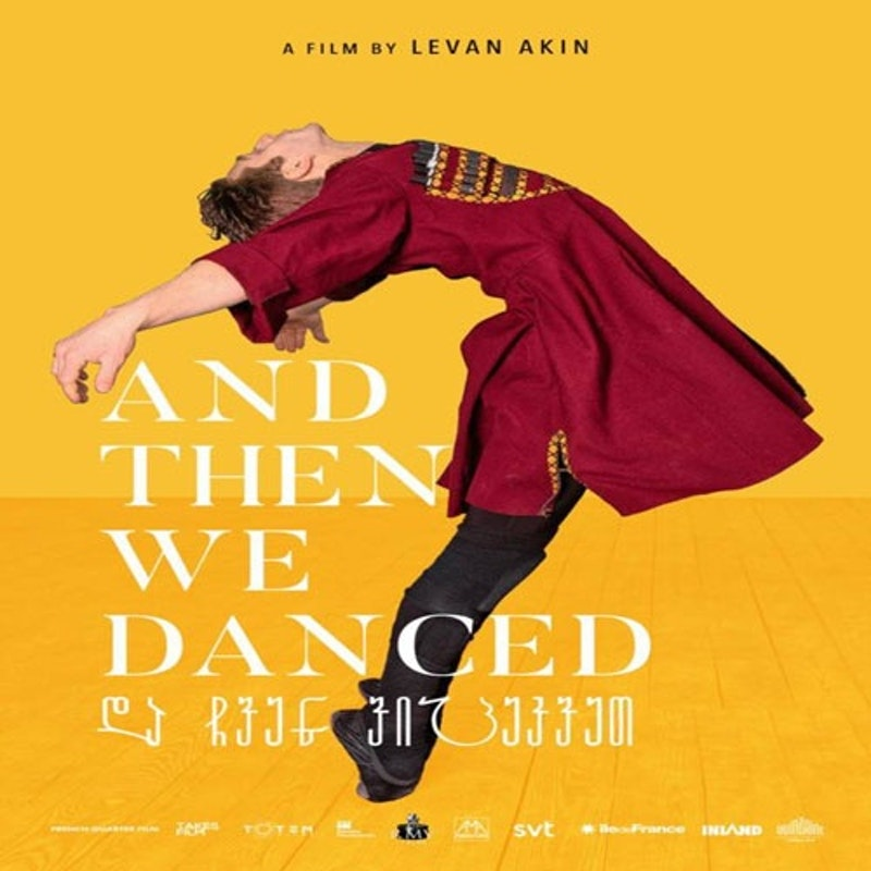 And then we danced  Vo Géorgien St FR/NL