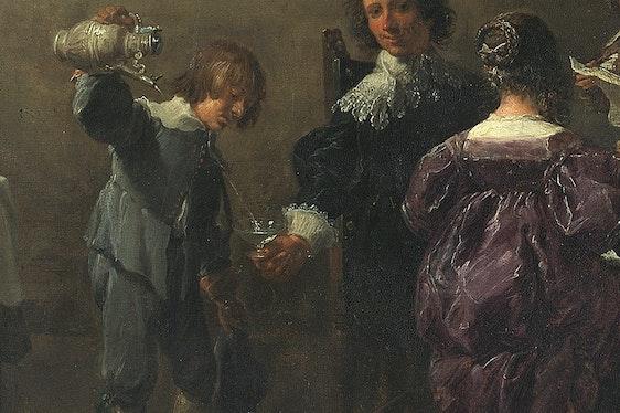 Wine tasting: when the Burgundians were also from Brussels