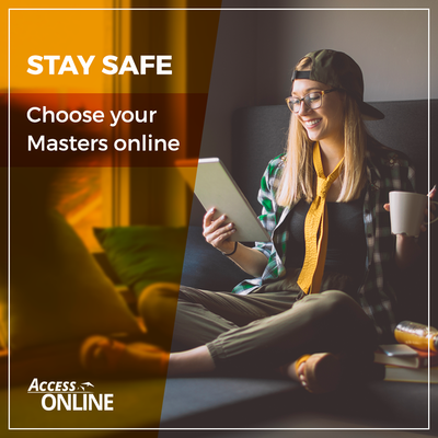 The world of Master's degree opportunities at your doorstep