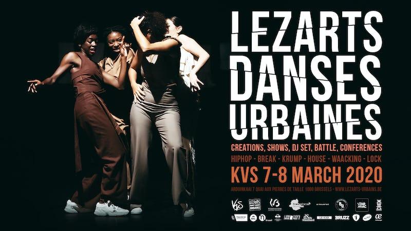 Festival Lezarts Danses Urbaines