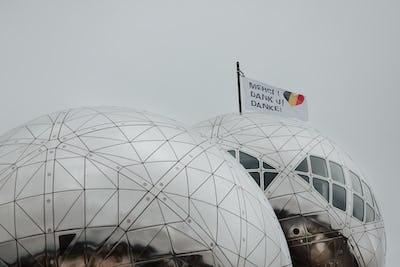 Nettoyage de printemps: Atomium