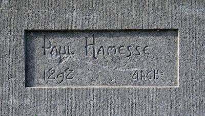 Conférence virtuelle : De la Belle Epoque aux années folles : Paul Hamesse & Frères, architectes.