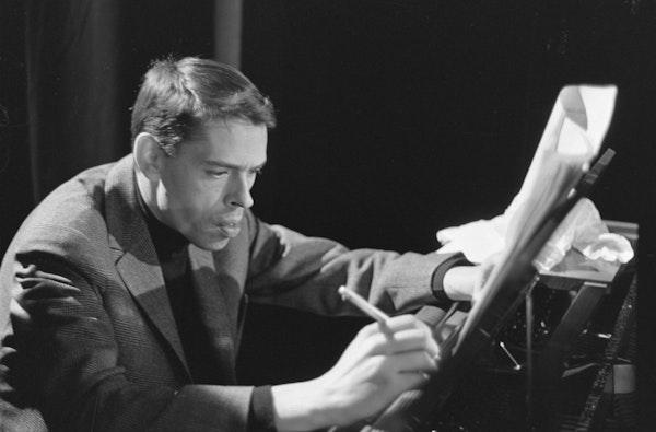 Voyage musical; vivez Jacques Brel à l'époque où Bruxelles bruxellait