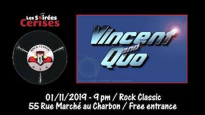 Vincent & Quo /STATUS QUO tribute band/