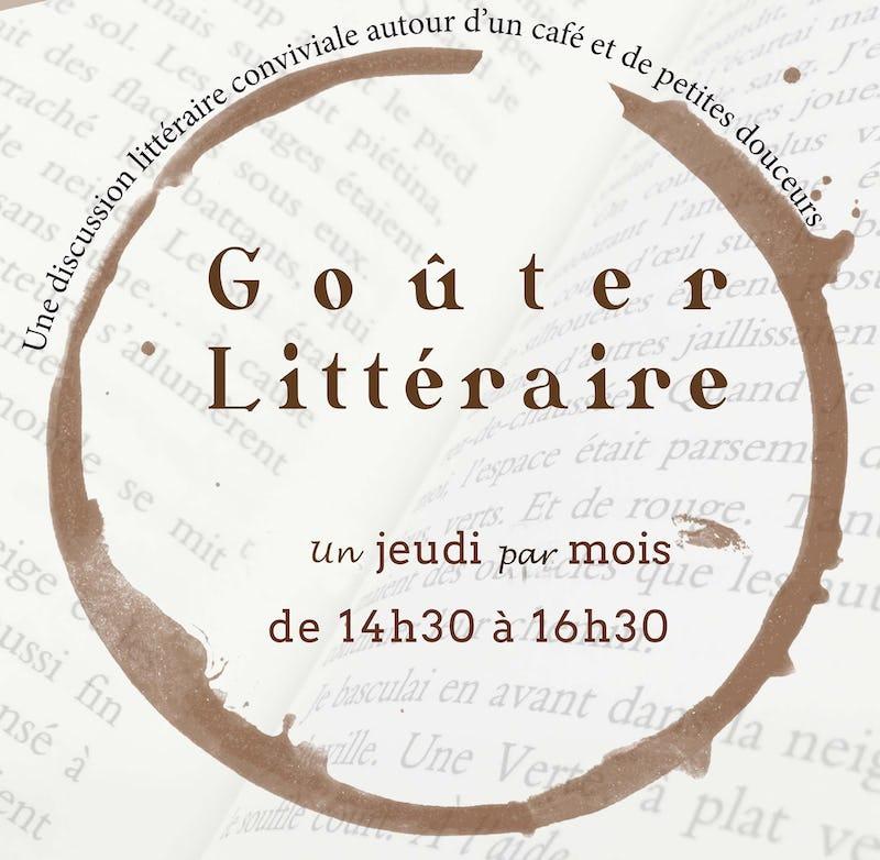 Goûter littéraire (Club de lecture adultes)