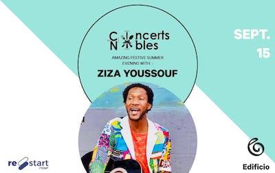 Les Concerts Nobles – Ziza Youssouf