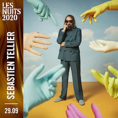 Sébastien Tellier - Catastrophe - Les Nuits 2020