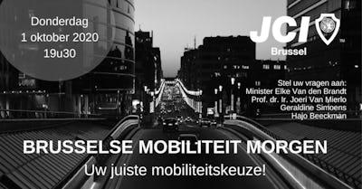 Brusselse Mobiliteit Morgen