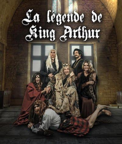 La légende de King Arthur  en tournée