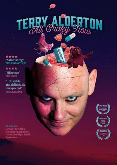 Terry Alderton - All Crazy Now