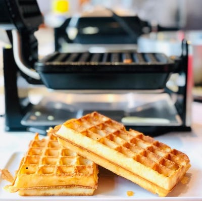 waffle workshop brussels
