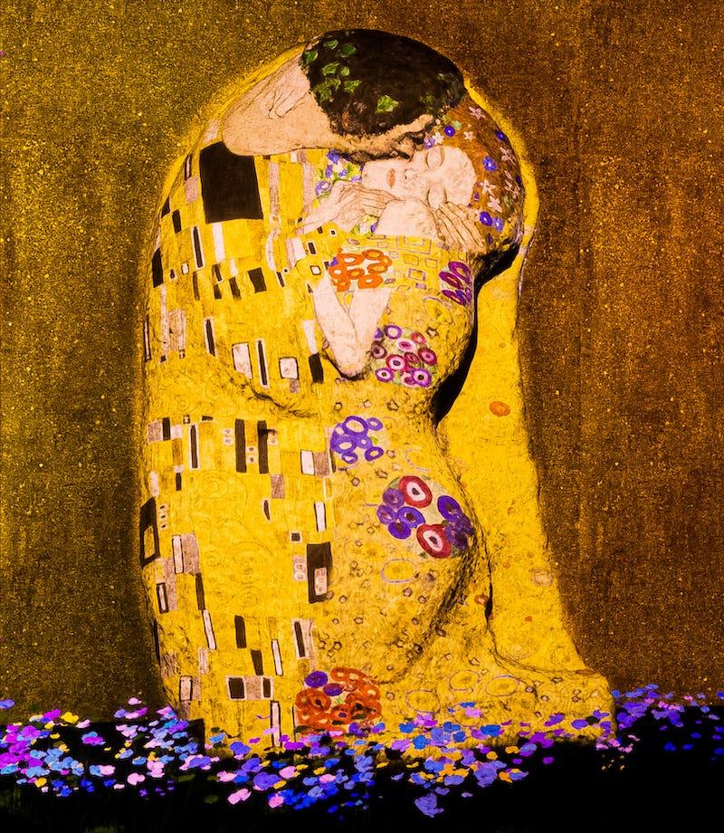 Gustav Klimt - The Immersive Experience Exhibition Hub