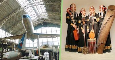 Hide & Seek Festival 2020: Hatan Ensemble (Mongolie) @ Hall d'aviation du Musée de l'armée