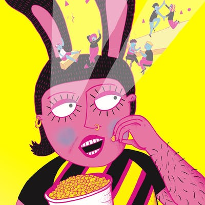 Kidnap your designer / Marin d'Eau Douce Illustration