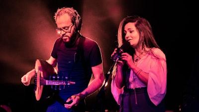 Basma Jabr & Orwa Saleh- The songs we still remember