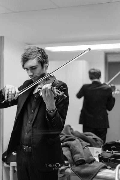 Julien Gillain Violin Project