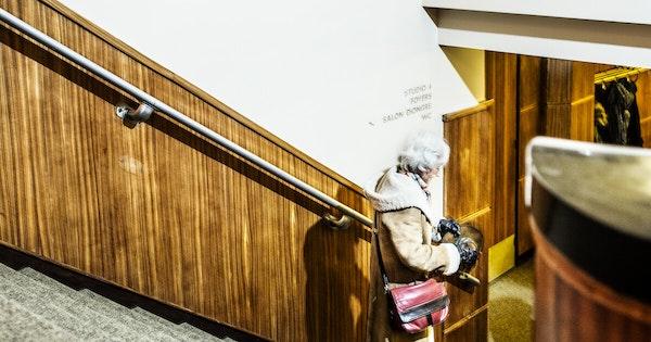 Intérieur de Flagey Franky Verdickt