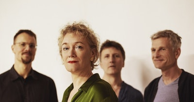 Julia Hülsmann Quartet Dovile Sermokas