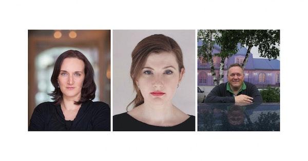 Terezia Mora, Olga Grjasnowa, Thomas Meinecke Peter von Felbert, René Fietzek, Michaela Melián