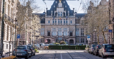 Maison communale de Saint Gilles Jean Dujardin