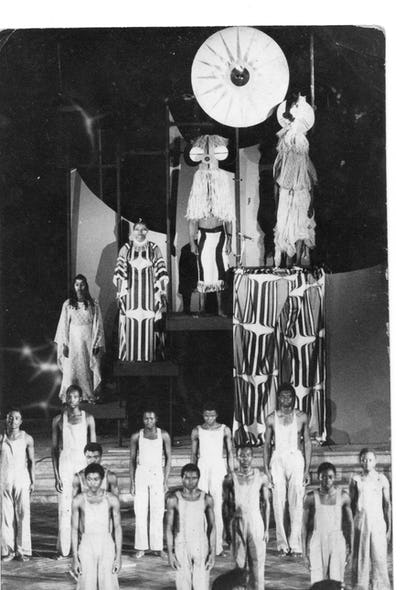 Histoire(s) du théâtre II - Faustin Linyekula/NTGent
