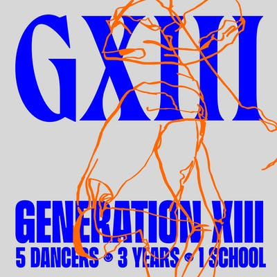Generation XIII - Delphine Hesters & PARTS