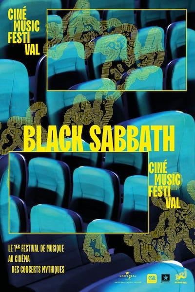 Cine Music Festival: Black Sabbath - OV