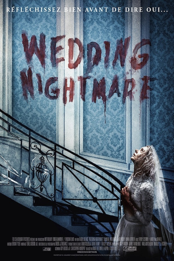 Wedding Nightmare (Ready or Not) - VF